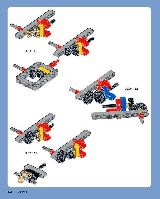 LEGO building ideas