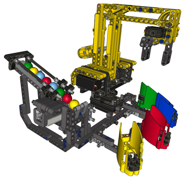 Lego Industrial Projects Archives Danny S Lab
