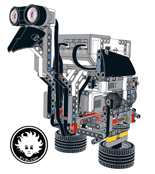 ev3 robot building instructions pdf