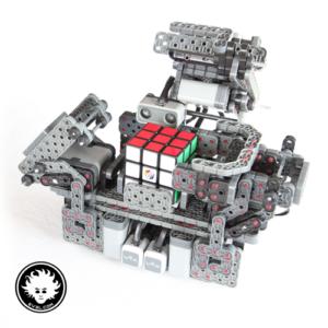 VEX IQ Rubik's cube solver