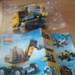 LEGO build-in-the-bag 4