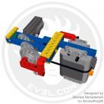 Top spinner launcher