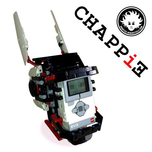 LEGO MINDSTORMS EV3 CHAPPiE