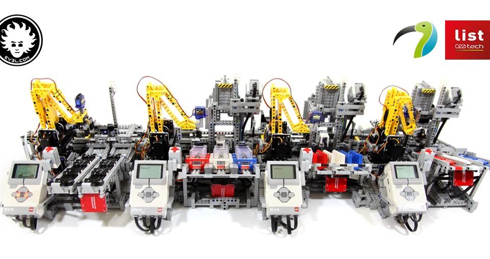 LEGO Car Factory cover image