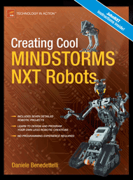 Creating Cool LEGO MINDSTORMS NXT Robots book