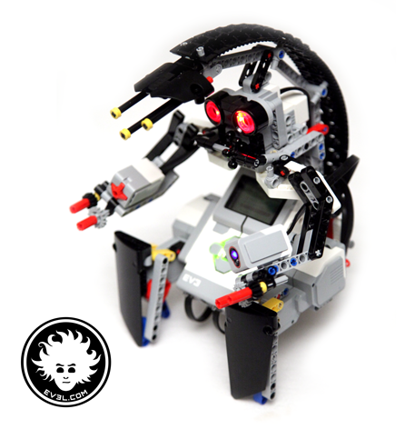 The LEGO MINDSTORMS EV3 Laboratory - Education Edition