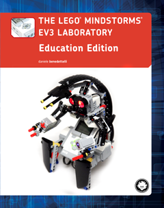 LEGO MINDSTORMS Education EV3 Laboratory book