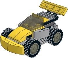 LEGO Creator Instructions - Alternative 31014