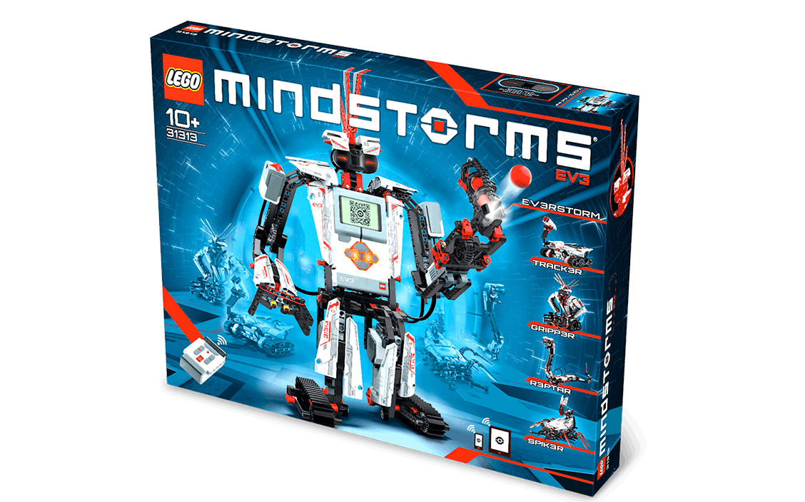 The LEGO MINDSTORMS EV3 set 31313