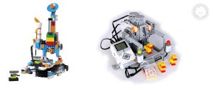 LEGO BOOST Autobuilder resembles the LEGO MINDSTORMS Duck Maker 1.5 (by Daniele Benedettelli)