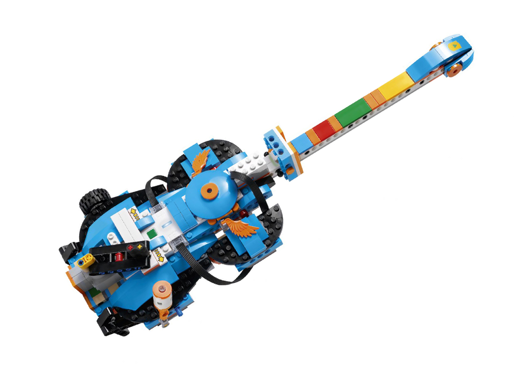 LEGO BOOST 17101 Guitar 4000 building instructions