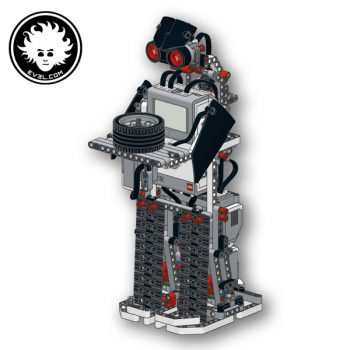 LEGO MINDSTORMS EV3 Biped robot (education set 45544)