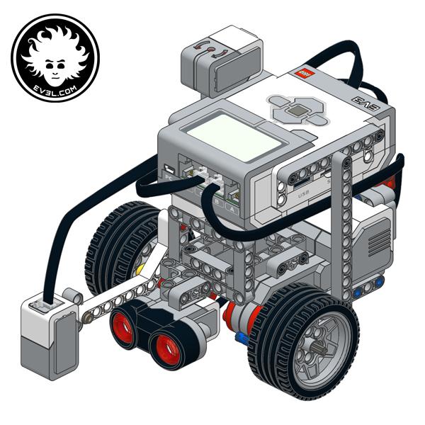 Lego Mindstorms Ev3 Quickbot Dannys Lab