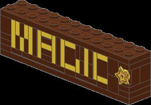 "LEGO magician automaton SNOT ""Magic"" text preview"