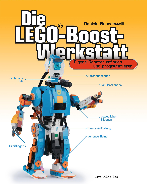 Die LEGO-BOOST-Werkstatt