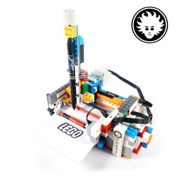 lego boost plotter drawing robot can draw any image you want